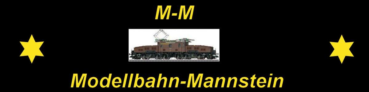 Modellbahn-Mannstein-Logo